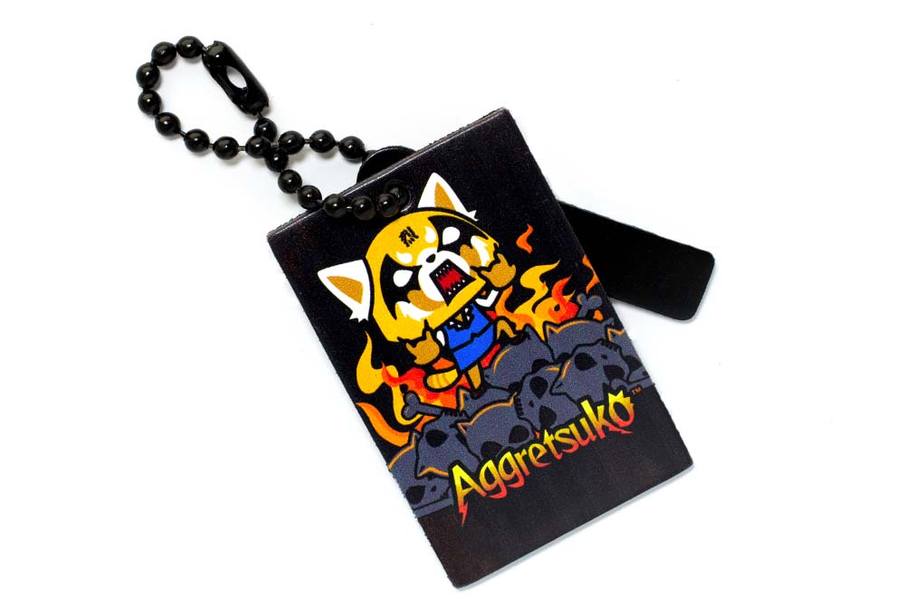 aggretsuko-bag-tag