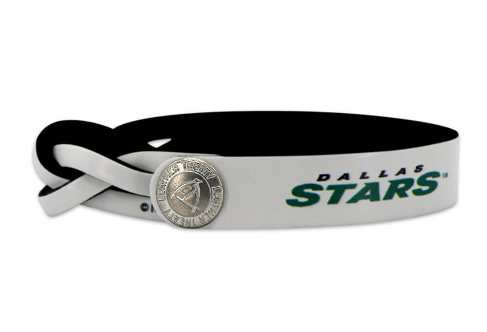 Dallas Stars Braided One Side Bracelet