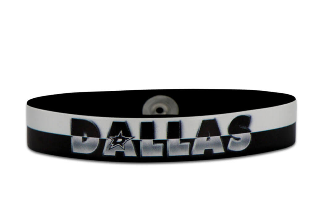 Dallas Stars Slim Bracelet