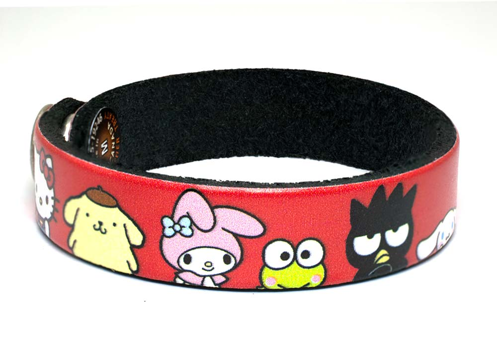 Hello Kitty and Friends Wristband Bracelet
