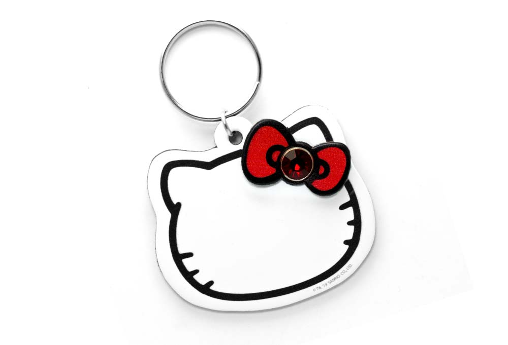 hello-kitty-bow-keychain