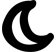 moon engraving symbol