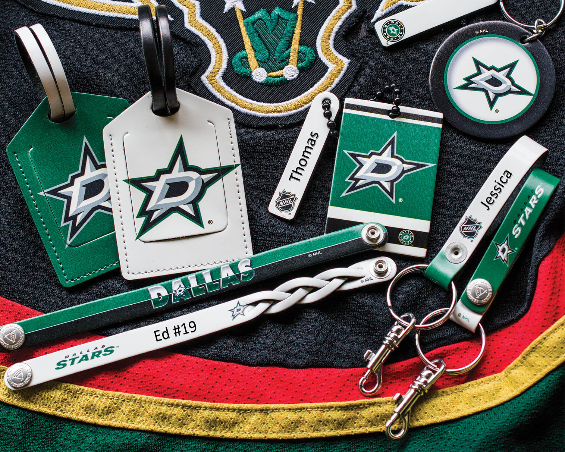 <p>NHL Collection Of Engraving Examples Dallas Stars</p>
