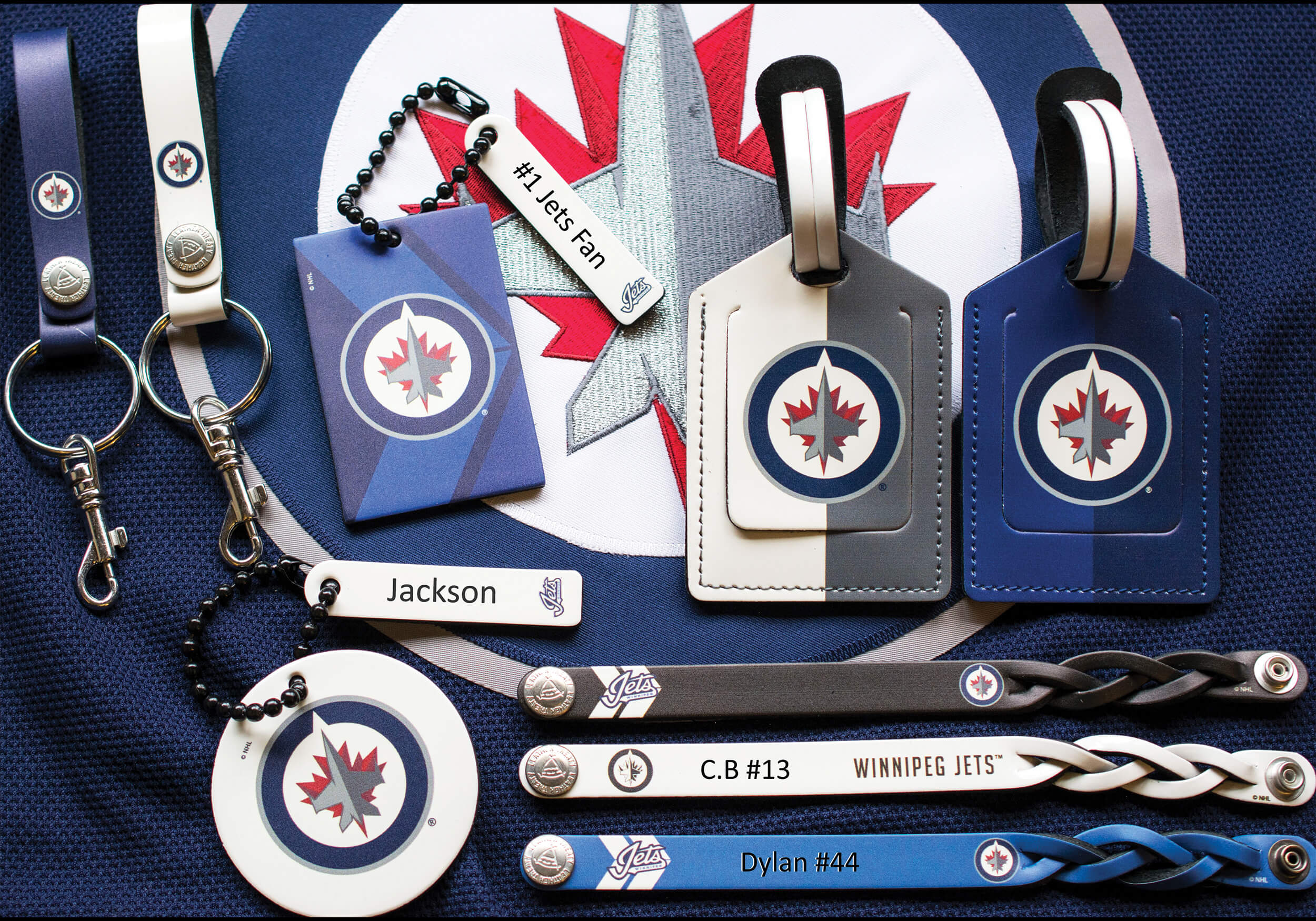 <p>NHL Collection Of Engraving Examples Winnipeg Jets</p>