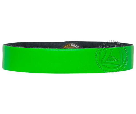 personalized-green-neon-wristband-bracelet
