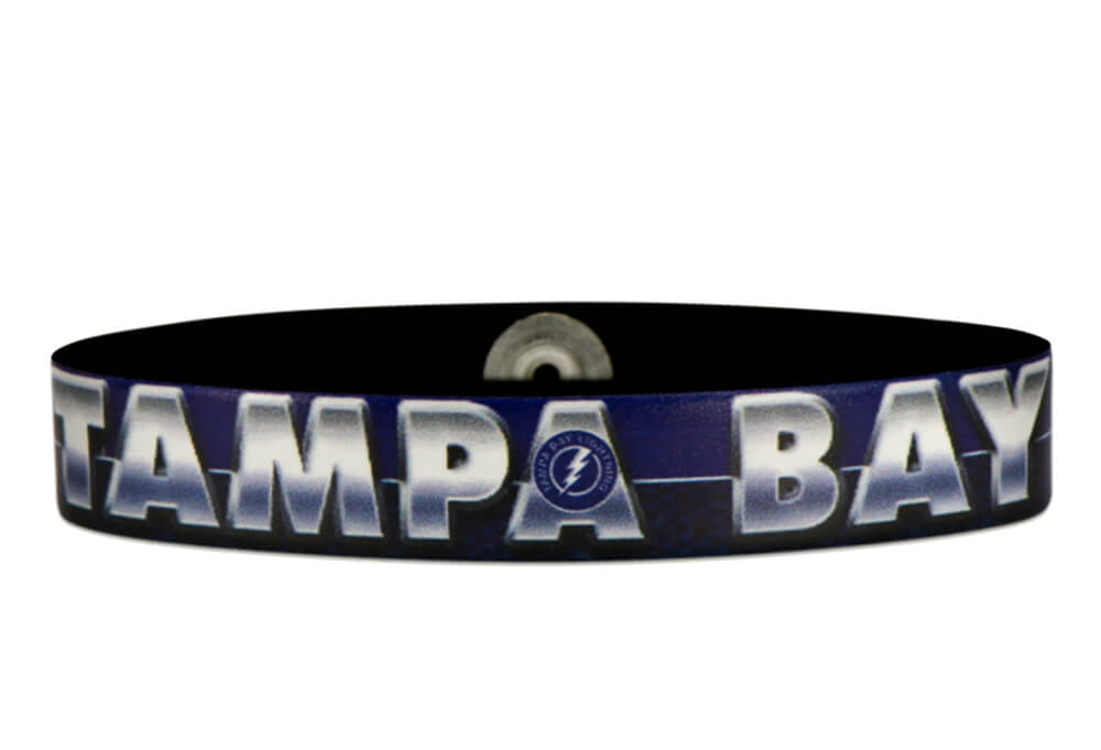Tampa Bay Lightning Slim Bracelet