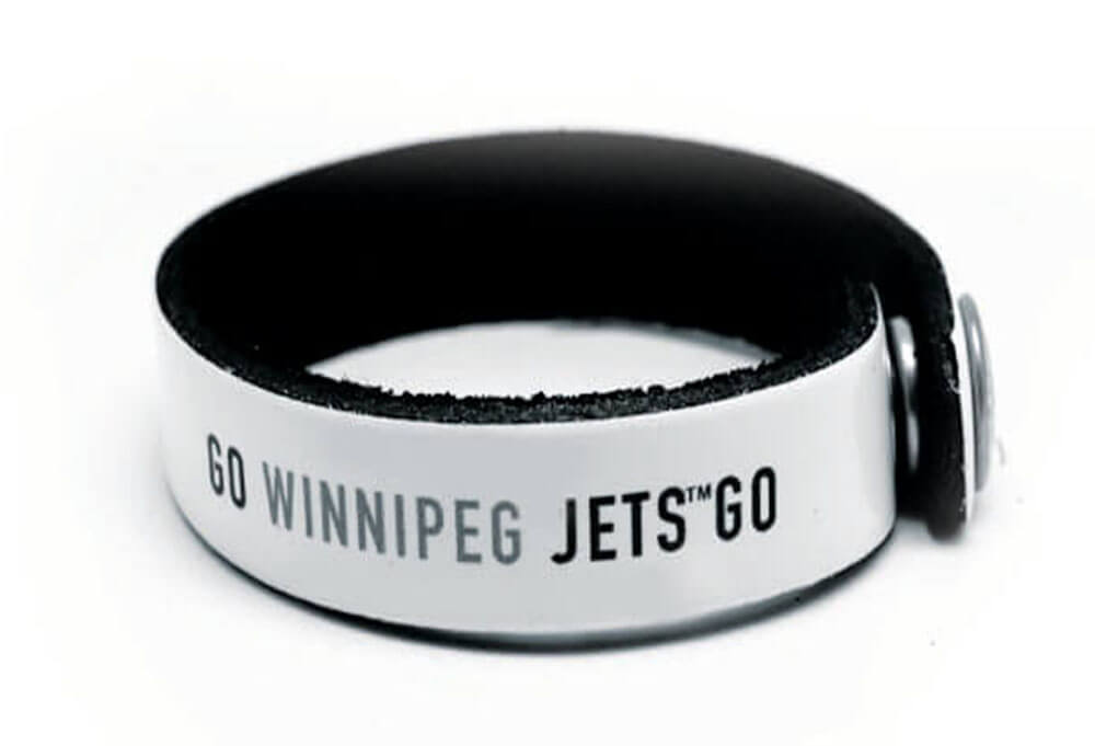 Winnipeg Jets Slim Bracelet