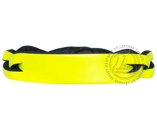 yellow-neon-braided-custom-engraved-bracelet